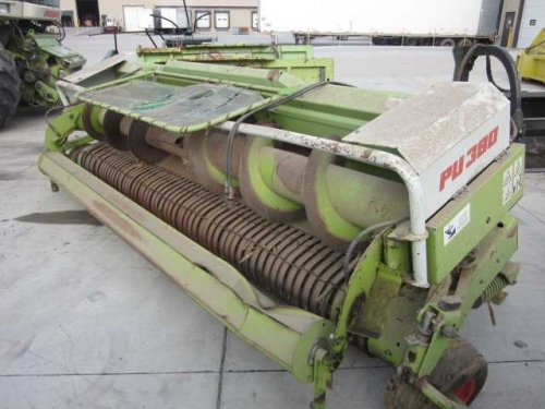 CLAAS PU380 HEAD