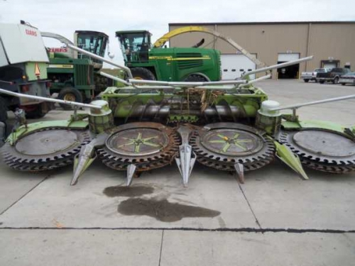 CLAAS RU600 HEAD